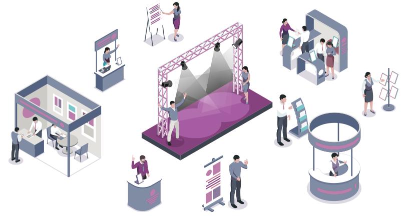 La mejor experiencia de usuario para tu evento